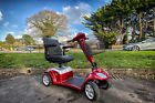 Kymco Super 4 Mobility Scooter 4mph Portable Boot New Batteries Charger