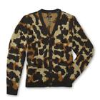 Amplify Young Men's Cardigan Sweater - Camouflage NWT MSRP $55