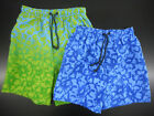 Toddler/Boys Merrill  Forbes Outfitters Blue  Green Swim Trunks Sizes 3T 5  7