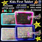 Early Education Kids Children Tablet Touch Pad Computer Learning Teaching Toy YR