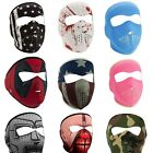 Zan Headgear Full Face Mask: Neoprene Polyester Motorcycle Snowboard Ski Cover