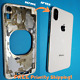 iPhone 8, 8 Plus, X, XS, XR, XS Max Laser Back Glass Replacement Repair Service