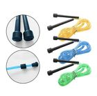 Adjustable Jump Rope Cable Jumping Rope Fitness Accessories For Women Men image