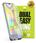 For Samsung Galaxy M31 / Galaxy M30s Screen Protector | Ringke [Dual Easy Wing]