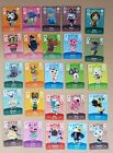 NEW Animal Crossing Amiibo Cards - Series 1 (#200-299) [US Version] PICK CARDS