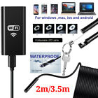 WiFi Waterproof IP67 Endoscope Inspection Camera HD - i Phone,  Android,  PC HT