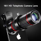 18X HD Zoom Telephoto Telescope Phone Camera lens For iPhone 11 XS Max 8 Plus SE