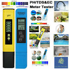 Digital Electric PH/TDS&EC Meter Tester Conductivity Hydroponics Water Test Pen for sale  Shipping to Nigeria