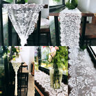 Wedding Table Runner White Lace Runners Chair Sash Party Home Venue Decoration