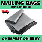 Grey Mailing Bags Postal Mailing Bags Polythene Mailing Bags Postal, 9x12 Inches