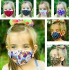 Face Mask Kids / Adult Cotton Fabric, MADE IN USA, Washable and Reusable Unisex