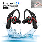 Kyпить Bluetooth 5.0 Wireless Headphone Earpiece Sports Stereo Earphones In-Ear Headset на еВаy.соm