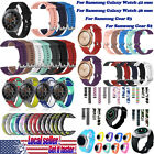 US Silicone Watch Band Wrist Strap For Samsung Galaxy Watch 42mm 46mm Gear S3 xi image