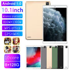 "8+128GB 4G-LTE Android 9.0 IPS Tablet PC 10,1 "" Zoll HD Slim Dual Kamera SIM ha"