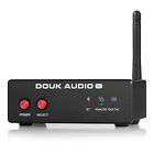 Mini HiFi Bluetooth 5.0 Stereo Receiver Audio DAC Coaxial /Optical Adapter APTX