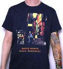 COOLES DAVID BOWIE ZIGGY STARDUST T-SHIRT FÜR ROCKER & EXPERTEN OFF. MERCH.!