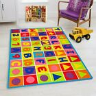 ABC Puzzle Letters and Numbers Kids Educational play mat For School/Classroom...