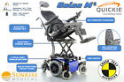 Used Electric Wheelchair Sunrise Quickie Salsa M2 Powerchair Second Hand 2017...