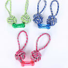 For Dogs Dog Rope Toys Chewers Tough Rope For Playing Training Toys Dog Tug Toys