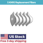 USA Seller Activated Carbon Filter for Air Purifying Cycling Reusable Face Mask