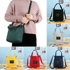 Canvas Crossbody Messenger Pack Shoulder Bag Totes Shoulder Pack Canvas Handbag