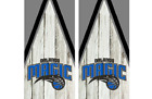 2 Orlando Magic Cornhole Wraps -Pair of Board Decals - BASKETBALL - NBA on eBay