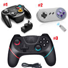 Wireless Game Controller Gamepad Joystick For Super Nintendo / Gamecube / Switch