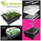 Aeroponic X-Stream Propagator Unheated Mist Propagation System Plants Seedlings