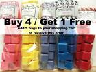 Wax Tarts Melts 8oz 1 pk Chunks Cubes Home Fragrances Scents Gracie Jo's Candles
