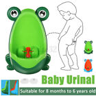 Frog Potty Toilet Training Baby Portable Urinal Pee Trainer Bathroom Kid Toy Hot image