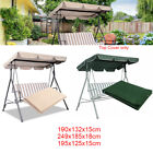 Polyester Garden Swing Chair Canopy Replacement Spare Seat Cover Waterproof Tool