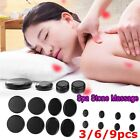 Lava Body Massage Therapy Volcanic Rock Essential Oil Basalt Massage Stone