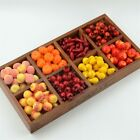 60Pcs Artificial Mini Simulation Small Foam Plastic Fake Artificial Fruit and
