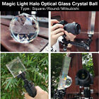 Studio Photo Glass Crystal Ball Photography Accessories Vlog For DSLR Camera