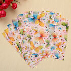 100/200X Colorful Printing Plastic Gift Decorated Packing Shopping Bag