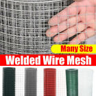 Welded Chicken Wire Mesh Wire Neting Fence Galvanised Steel PVC Coated Garden