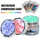 Underwater Submersible LED Lights Battery Operated Swimming Pool Fountain Lamp $14.95 USD on eBay