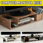 Computer Monitor Riser Desk Table Laptop Stand Shelf Notebook Display Holder