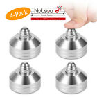 4PCS Adjustable Amplifier Isolation Stand Feet / Pads Spikes for HiFi Speakers
