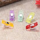 Plastic Holding Clip Set For Crafts Quilting Sewing N8o9 Kits Diy Knitting V7r1