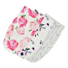 Baby Floral Swaddle Wrap Blanket Infant Comfortable Sleeping Bag W/Headband