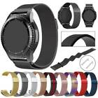 20mm Stainless Steel Bracelet Strap Band For Samsung Galaxy Garmin Tic Universal