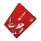 X-STAR Red 3D NAND 2.5 inch 7mm SATA III Internal SSD Solid State Drive SS6