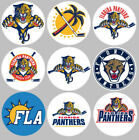 Florida Panthers Set Of 9 Buttons or Magnets 1.25 inch $4.0 USD on eBay