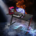 Gaming PC Desk Computer Home Office Workstation E-Sports Ergonomic Gamers Table