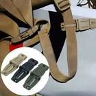 Portable Backpack Strap Webbing Buckle Outdoor Climbing Buckle Clip Hiking Q6y7