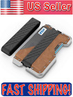Kyпить EDC Mens Tactical Metal & Leather -  Wallet -Up to 12 Cards -RFID Blocking на еВаy.соm