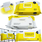 Clinell Detergent Alcohol Disinfectant Free Environmentally Friendly Wipes