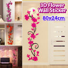Vinyl Removable Diy 3d Flower Wall Sticker Quote Decal Mural Home Room Decor Art