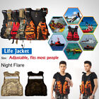 Universal Kayak Canoe Surfing Sailing Fishing Life Jacket Buoyancy Aid Vest USA